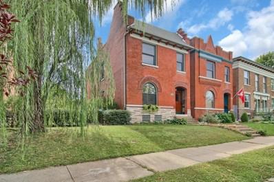 4056 Shenandoah Avenue, St Louis, MO 63110 - MLS#: 18076606
