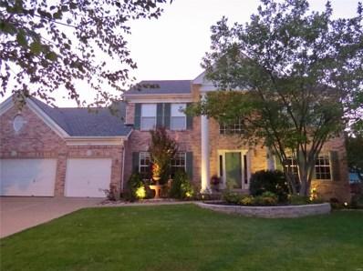 2247 Twin Estates Circle, Chesterfield, MO 63017 - MLS#: 18076629