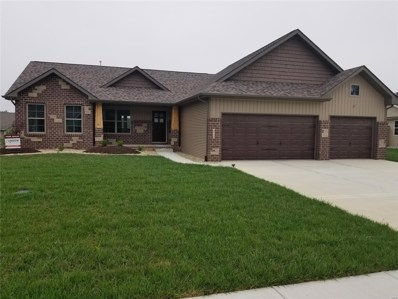 424 Briar Creek, Troy, IL 62294 - MLS#: 18076715