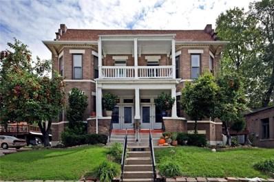 422 Lake Avenue UNIT 5, St Louis, MO 63108 - MLS#: 18076747
