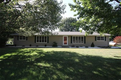 8050 Maple Grove Road, Troy, IL 62294 - MLS#: 18076961