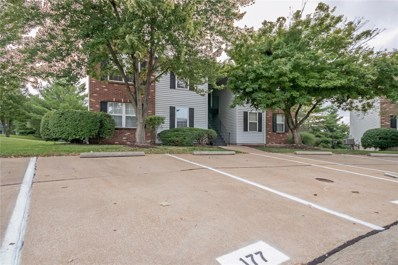 177 Harvest Moon Court UNIT A, St Peters, MO 63304 - MLS#: 18076981