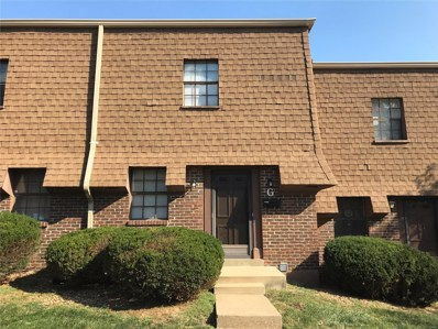 3614 Candlewyck Club Drive UNIT G, Unincorporated, MO 63034 - MLS#: 18076996