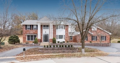 1284 Tammany Lane, Town and Country, MO 63131 - MLS#: 18077171