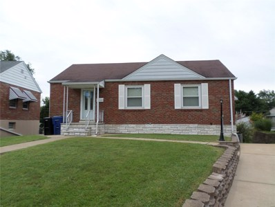 2144 Kevin Dr, St Louis, MO 63125 - MLS#: 18077173