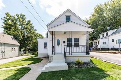 230 E Velma Avenue, St Louis, MO 63125 - MLS#: 18077268