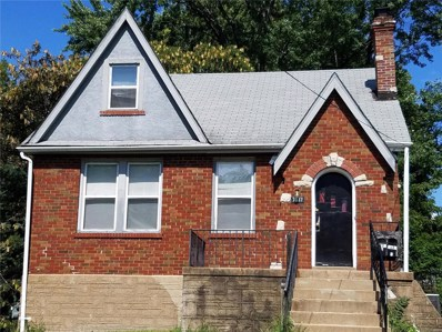 7037 Idlewild Avenue, St Louis, MO 63136 - MLS#: 18077326