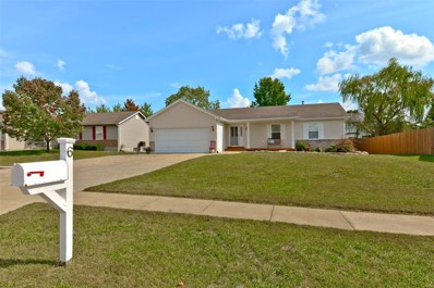 6 Knoll Creek Court, O\'Fallon, MO 63368 - MLS#: 18077360