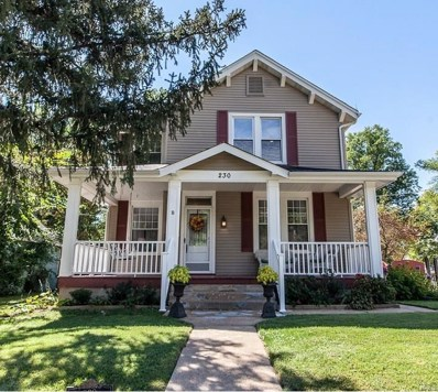 230 Simmons Avenue, Webster Groves, MO 63119 - MLS#: 18077433