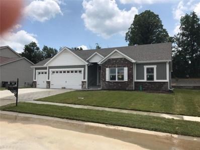 818 Liberty Creek, Wentzville, MO 63385 - MLS#: 18077446