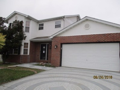 528 Jeffrey Pine Court, O\'Fallon, IL 62269 - MLS#: 18077493