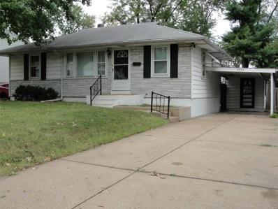 9309 Guthrie Avenue, Woodson Terrace, MO 63134 - MLS#: 18078574