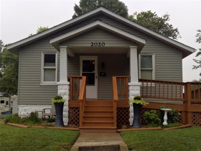 2020 Roosevelt Avenue, Belleville, IL 62226 - MLS#: 18078587