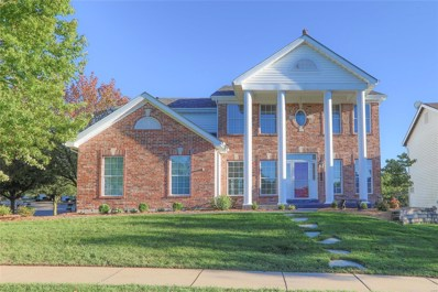 754 Whispering Forest Drive, Ballwin, MO 63021 - MLS#: 18078698