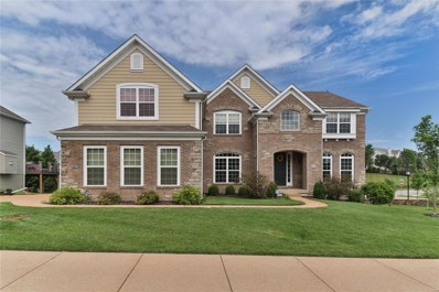 407 Oak Stand, Chesterfield, MO 63005 - MLS#: 18078845