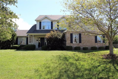 5774 Meramec Court, Smithton, IL 62285 - MLS#: 18078850