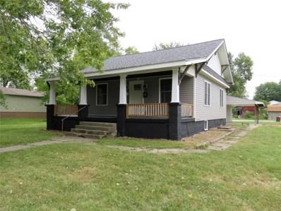 303 N Western, Gillespie, IL 62033 - MLS#: 18078858