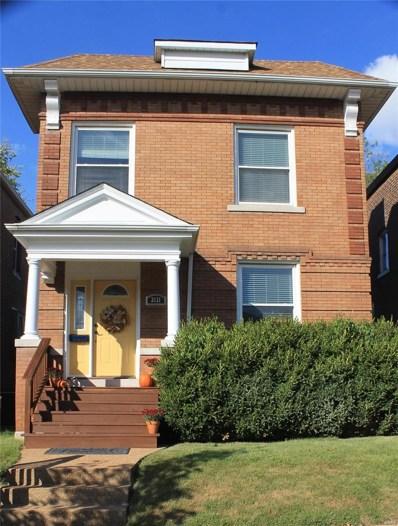 3931 Humphrey, St Louis, MO 63116 - MLS#: 18078894