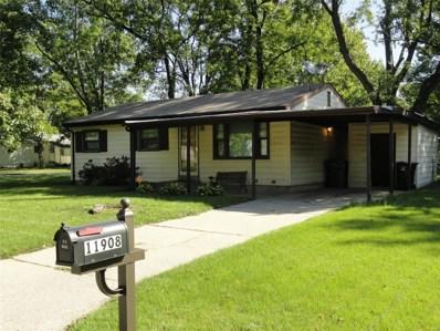 11908 Homestead Avenue, St Louis, MO 63138 - MLS#: 18078909