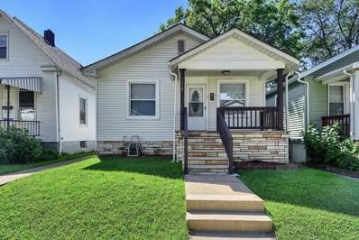 5312 Blow Street, St Louis, MO 63109 - MLS#: 18078921