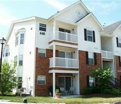 440 Benton Drive UNIT C, St Peters, MO 63376 - MLS#: 18078948