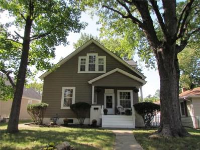 905 Ruskin Avenue, Edwardsville, IL 62025 - MLS#: 18079027