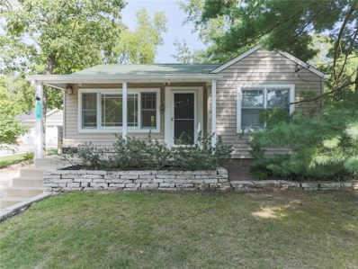 846 Hawkins Court, St Louis, MO 63126 - MLS#: 18079095