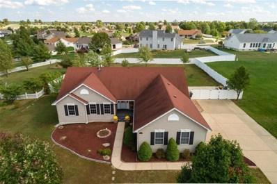 1033 Highland Estates Drive, Wentzville, MO 63385 - MLS#: 18079103