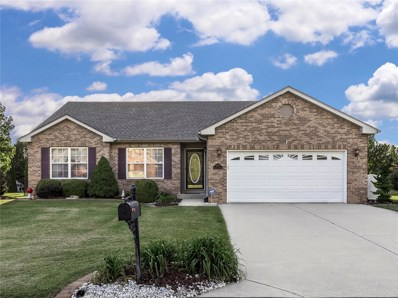 2773 Deerfield Drive, Maryville, IL 62062 - MLS#: 18079165