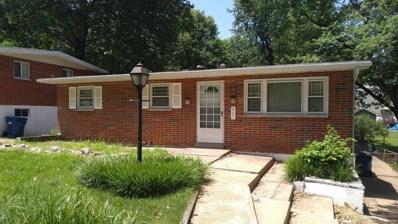 807 Thomas Avenue, St Louis, MO 63135 - MLS#: 18079176