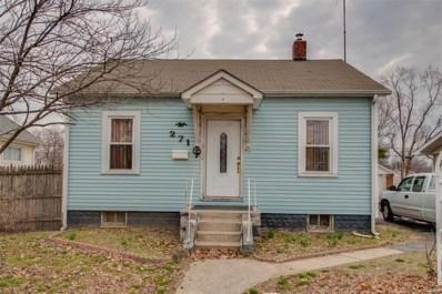 271 S Central Avenue, Wood River, IL 62095 - MLS#: 18079513