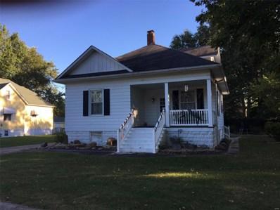 638 E Olive, Staunton, IL 62088 - MLS#: 18079590