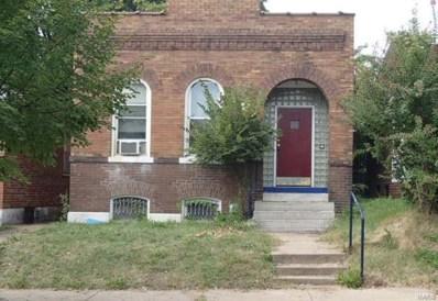 3911 S Compton Avenue, St Louis, MO 63118 - MLS#: 18079603