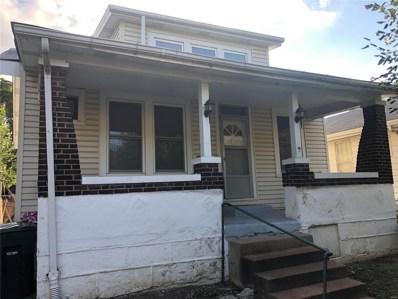 3706 Delor, St Louis, MO 63116 - MLS#: 18079612