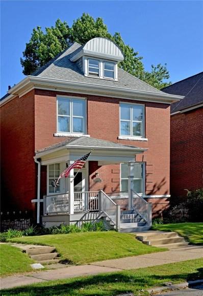 3725 Humphrey Street, St Louis, MO 63116 - MLS#: 18079613