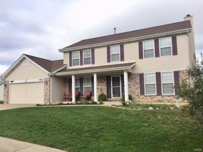956 Searle Court, Wentzville, MO 63385 - MLS#: 18079656