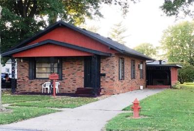 515 Park Avenue, Gillespie, IL 62033 - MLS#: 18079683