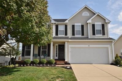 68 Old Chesapeake Drive, Wentzville, MO 63385 - MLS#: 18079716