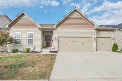 505 Country Chase Drive, Lake St Louis, MO 63367 - MLS#: 18079832