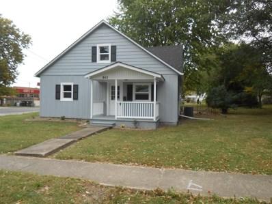 842 N Hibbard, Staunton, IL 62088 - MLS#: 18079852