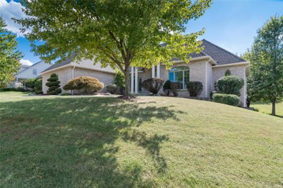 5 E Huntington Drive, Maryville, IL 62062 - #: 18079853