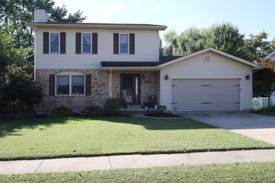 1905 Meadow Lane, Edwardsville, IL 62025 - #: 18079886