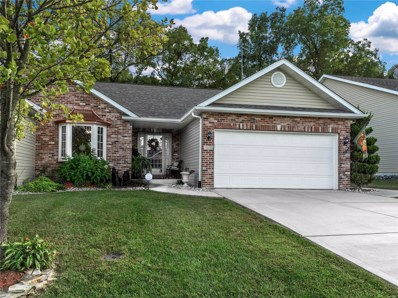 1034 Notting Hill Ct, Collinsville, IL 62234 - #: 18079908