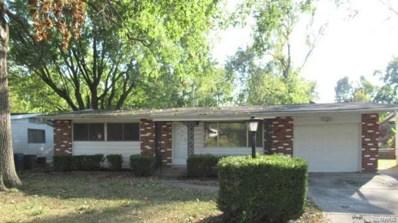 1554 Champlin Drive, St Louis, MO 63136 - MLS#: 18079937