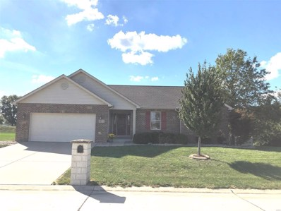 4734 Rockledge Trail, Smithton, IL 62285 - MLS#: 18079950