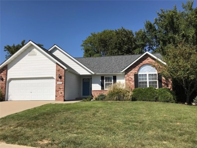 2025 Pinehurst Way, Maryville, IL 62062 - MLS#: 18080050
