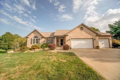1 Wheat Rdg, Collinsville, IL 62234 - MLS#: 18080062