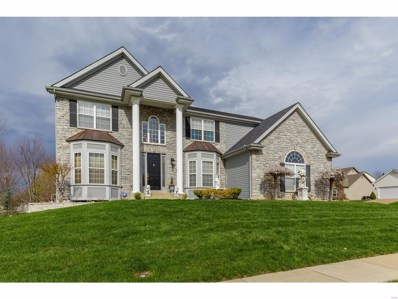 124 Barrington Lake Drive, Dardenne Prairie, MO 63368 - MLS#: 18080216