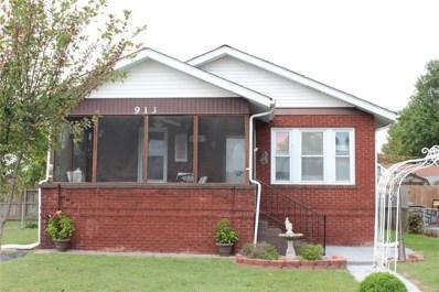 913 Indiana Avenue, South Roxana, IL 62087 - MLS#: 18080285