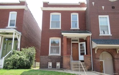3726 Fairview Avenue, St Louis, MO 63116 - MLS#: 18080301
